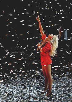Christina Aguilera. LOVE this pic! @Megan Mowen: Can you make this happen?!?