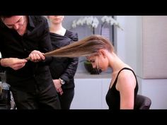 How to Cut Hair Yourself | Long Hairstyles
