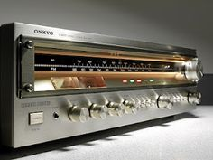 Onkyo TX4500 MK II stereo receiver - Click on photo for more stereo pics.