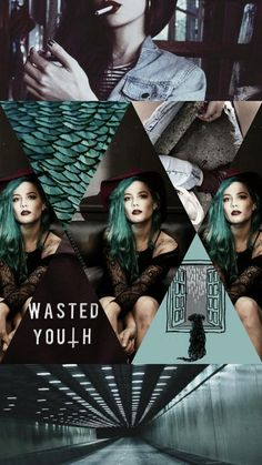 halsey collage - Google Search
