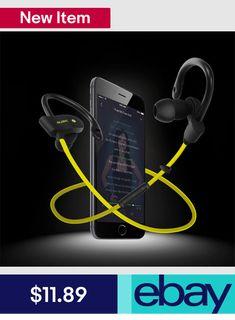 84b2e790989 Headsets #ebay #Phones & Accessories Wireless Headphones, Sport Earbuds,  Bluetooth Stereo