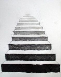 원근법 perspective - 1 원근법이라는 것은 2차원적인 평면에 3차원인 공간감을 표현하는 방법을 말합니다....