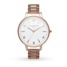 Ladies Watches - Olivia Burton Big Dial Ladies Watch - OB14EX36