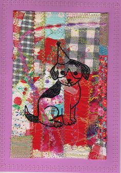 2014241  Doggy-by Neeltje-Pops of Color