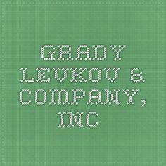 Grady Levkov & Company, Inc. Engineering Firms, Tech Companies, Company Logo, Logos, Engineering Companies, Logo