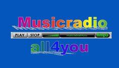 Online musicradioall4you Team draaien 24/7