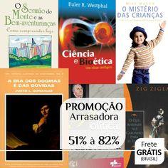 Livros da Vida Nova, MC, Hagnos, Sinodal e Vozes na Promoção Arrasadora! 51% à 82%