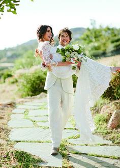 Casamento Ian Somerhalder e Nikki Reed - Wedding Photos