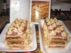 Krispie Treats, Rice Krispies, Tiramisu, Deserts, Sweets, Cooking, Ethnic Recipes, Food, Kitchen