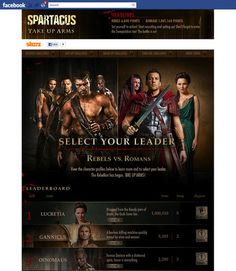 How STARZ is using social TV with 'Boss' and 'Spartacus'