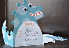 Google Image Result for http://theshoppingmama.com/wp-content/uploads/2010/07/dinosaur-party-invitation.jpg