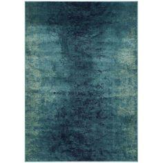 Safavieh Vintage Turquoise/Multi 4 ft. x 5 ft. 7 in. Area Rug-VTG125-2220-4 - The Home Depot