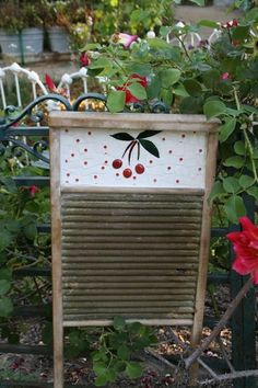 Hey, I found this really awesome Etsy listing at http://www.etsy.com/listing/50963476/vintage-primitive-cherries-mosaic-wash