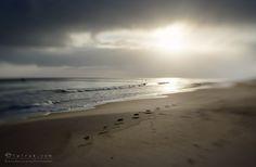 Morze, Baltic, Sea, Półwysep, Helski, Wschód, Słońca, Zdjęcia, Dekoracje, Ścienne, Fine, Art