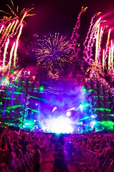 The festival moment where you lose yourself. absolutely perfect #edm #umf