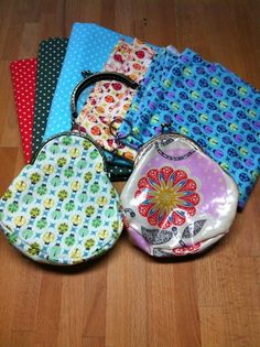 Purse kits from www.trixielixie.co.uk #diy #tutorial