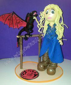 Daenerys de la tormenta, madre de dragones