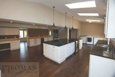 Lovely updated kitchen by Roman Realty Group in Countryside, Illinois