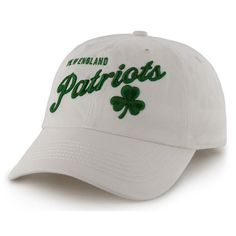March 17th is right around the corner!  Ladies '47 Brand St. Pats Audry Cap