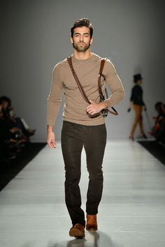 Male Fashion Trends: Triarchy Autumn-Winter 2014 | World Mastercard Toronto Fashion Week