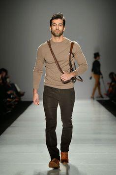 Male Fashion Trends: Triarchy Autumn-Winter 2014 | World Mastercard Toronto Fashion Week