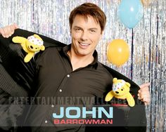 John Barrowman - John Barrowman Wallpaper (22598267) - Fanpop