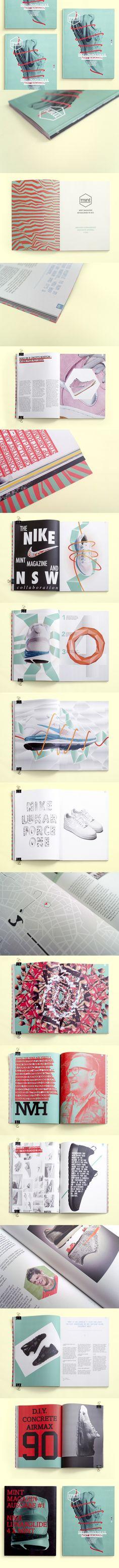 MINT Magazine // Sneaker Magazine by Jonas Möllenbeck
