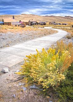 Pathway to Bodie By LeeAnn McLaneGoetz McLaneGoetzStudioLLC.com Bodie is a ghost town in the Bodie Hills east of the Sierra Nevada mountain range in Mono County, California, United States .#bodie,#gold,#California