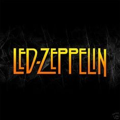Led Zeppelin 80's rock band