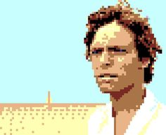 On instagram by 8bit_photo_lab #8bits #microhobbit (o) http://ift.tt/1WCuKTd Skywalker for VIC 20  Made with #8bitphotolab for #android retouched in #gimp  #8bit  #8bitart #pixel #pixels #pixelart #pixelate #pixelated #photo #photomanipulation #retro #app #androidapp #VIC20 #Commodore #starwars #theforceawakens #movie #film #minimalism #anewhope #minimal #lowres #luke #lukeskywalker #skywalker #tatooine