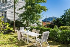 Sandviksveien 201, BERGEN | DNB Eiendom Outdoor Furniture Sets, Outdoor Decor, Bergen, Home Decor, Lily, Decoration Home, Room Decor, Home Interior Design, Home Decoration