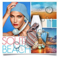 """South Beach Beauty"" by amymrbll ❤ liked on Polyvore featuring Charlotte Tilbury, OPI, Michael Lo Sordo, Kate Spade and Roksanda Ilincic"