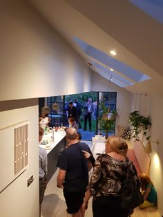Success for our first evening House Tour in Side Return Extension, House Extensions, Open House, House Tours, This Is Us, Loft, Success, London, Building