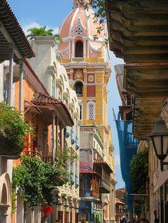 Carthagène des Indes en #Colombie #Voyage #Tourisme