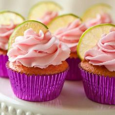 To make virgin margarita cupcakes, replace the tequila with 1/4 cup more margarita mix, which is nonalcoholic. Some brands may be labeled daiquiri and margarita mix.  To make the frosting boozy, substitute 1 tablespoon tequila for 1 tablespoon of margarita mix.  If you don't have a decorating bag and tip, spoon frosting into a large re-sealable food-storage plastic bag and cut off a corner of the bag to pipe frosting onto cupcakes.