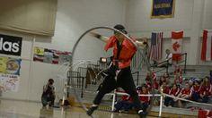 WC 2013 in Wheel Gymnastics  Cyrwheel Qualification Yoichi Matsumoto 5th...
