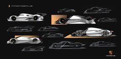 Porsche Fuel-Cell Vehicle Exterior Design 6