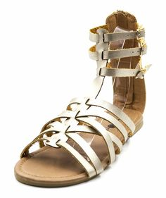 Orly Shoes Women's Width Bobo Adjustable Strap Up Sandal * Discover this special product, click the image : Gladiator sandals