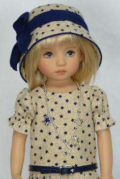 "**MY STARS** For Dianna Effner 13"" Little Darling Studio Dolls by Melanie"