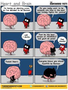 The Awkward Yeti :: everyone knows | Tapastic - image 1