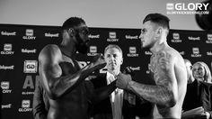 GLORY today confirmed that Nieky Holzken and Murthel Groenhart will headline GLORY 34 DENVER next month in what will be the third meeting between the two bitter rivals.