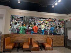 Short break from storyboarding: Repurposing existing mural design for a new Viet restaurant in Las Vegas. First step: Dimensional check before customization begins. #PhoRestaurantMural #wallart #mural #murals #pho #saigon #saigonese #saigonfood #streetlife #streetfood #vietnamese #vietnamesefood #traffic #moped #scooter #scooters #streetart #restaurantmural #comicart #comicartist #artist #art #illustrator #illustration #illustrations #drawing #drawings Pho Restaurant, Comic Artist, Artist Art, Restaurant Consulting, Wall Murals, Wall Art, Short Break, Mural Painting, Storyboard