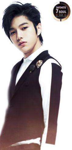 L - Infinite Asian Actors, Korean Actors, Korean Men, Korean Girl, Infinite Members, Hyun Soo, Kim Myungsoo, Nostalgia, K Pop Star