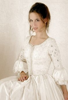 Medieval and Celtic Wedding Gowns | Custom Storybook Wedding Gowns | Canadian, Maritime, Fairytale | Faerie Brides | The Princess
