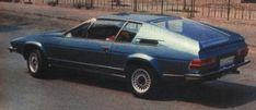 BMW 3.0 Si by Italian designer Pietro Frua (1975)