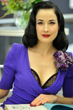 Dita von Teese in Melbourne, photographed by Lucas Dawson.
