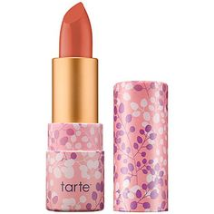 I'm learning all about Tarte tarte Amazonian butter lipstick at @Influenster!