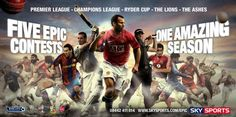 sky sports advertising - Google Search