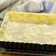 Hvordan lage den perfekte paibunnen