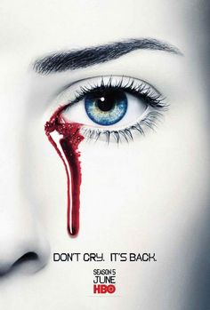 True Blood, season 5 poster teaser